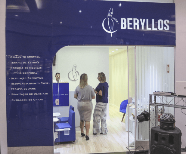 Beryllos franquia barata