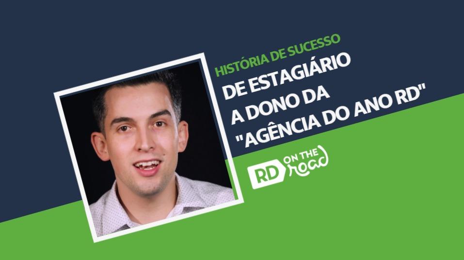 Fabio Ricotta: de estagiário a dono da Agência do Ano