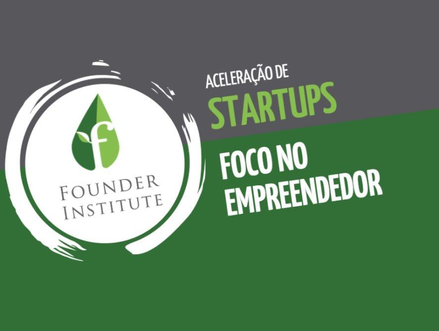 Founder Institute: aceleração de startups com foco no empreendedor
