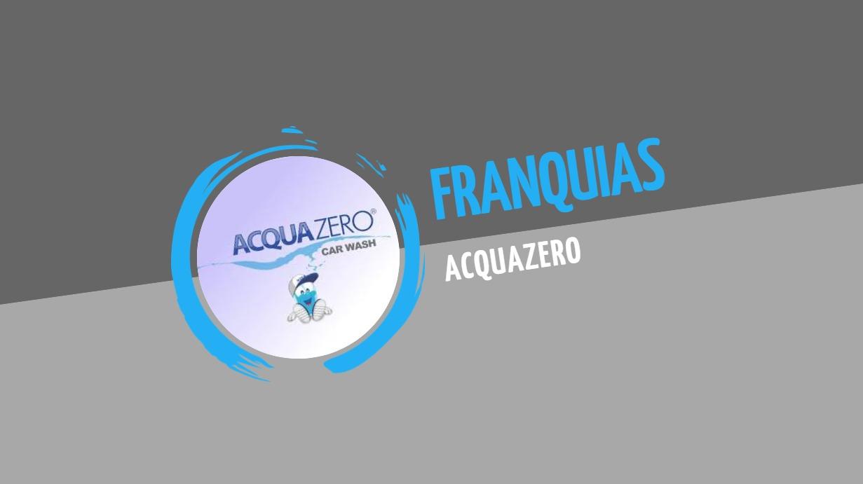 Franquia AcquaZero