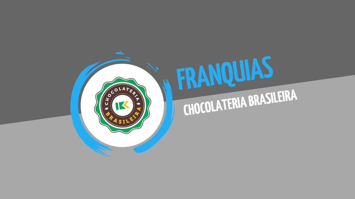 Franquia Chocolateria Brasileira