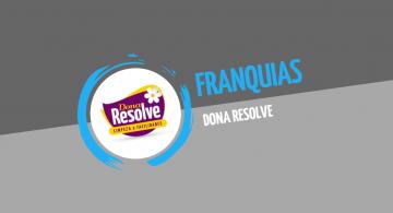 Franquia Dona Resolve