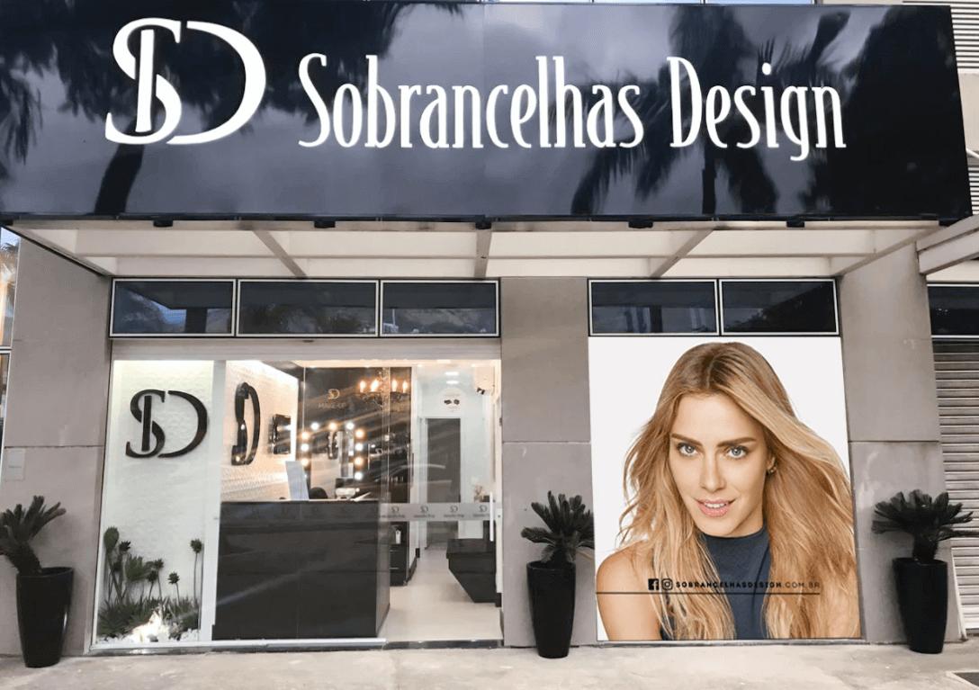 Franquia Sobrancelhas Design