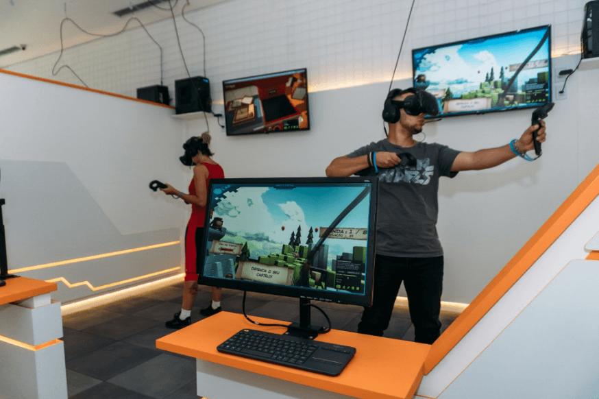 Franquia VR Gamer