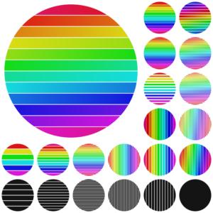 Logo Logotipo cores