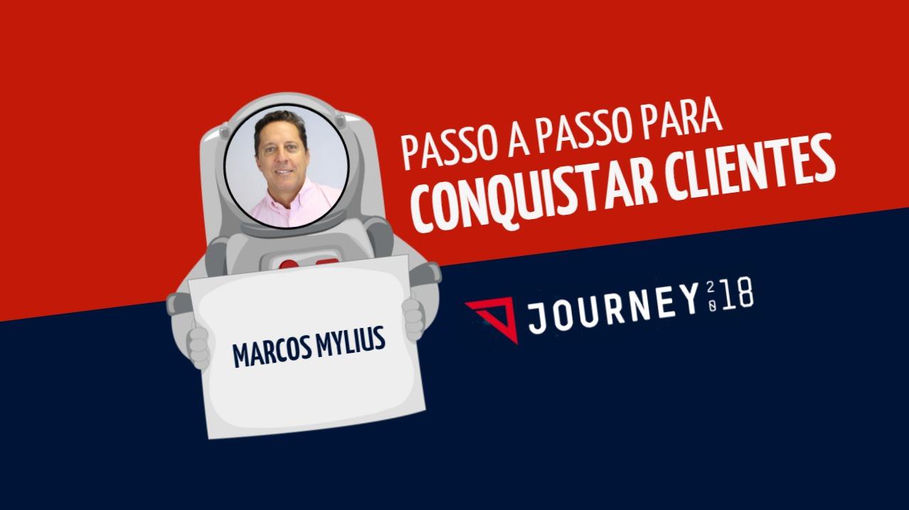 Marcos Mylius: passo a passo para conquistar clientes