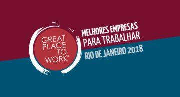 Melhores empresas para trabalhar no Rio de Janeiro 2018