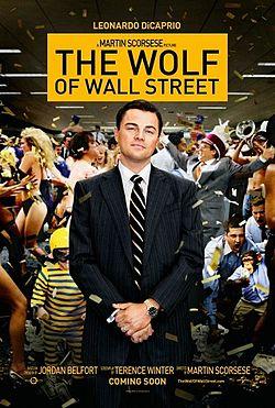 O Lobo de Wall Street (