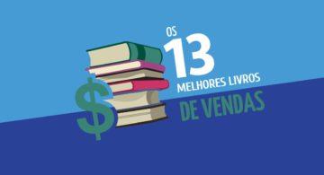 Os 13 melhores livros de vendas