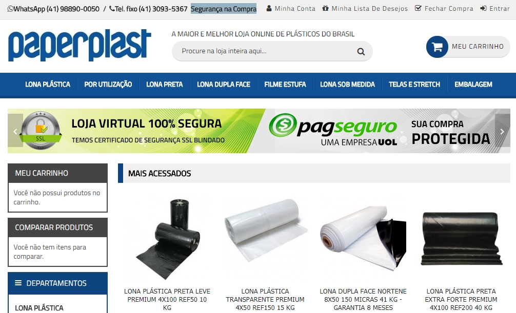 Paperplast site