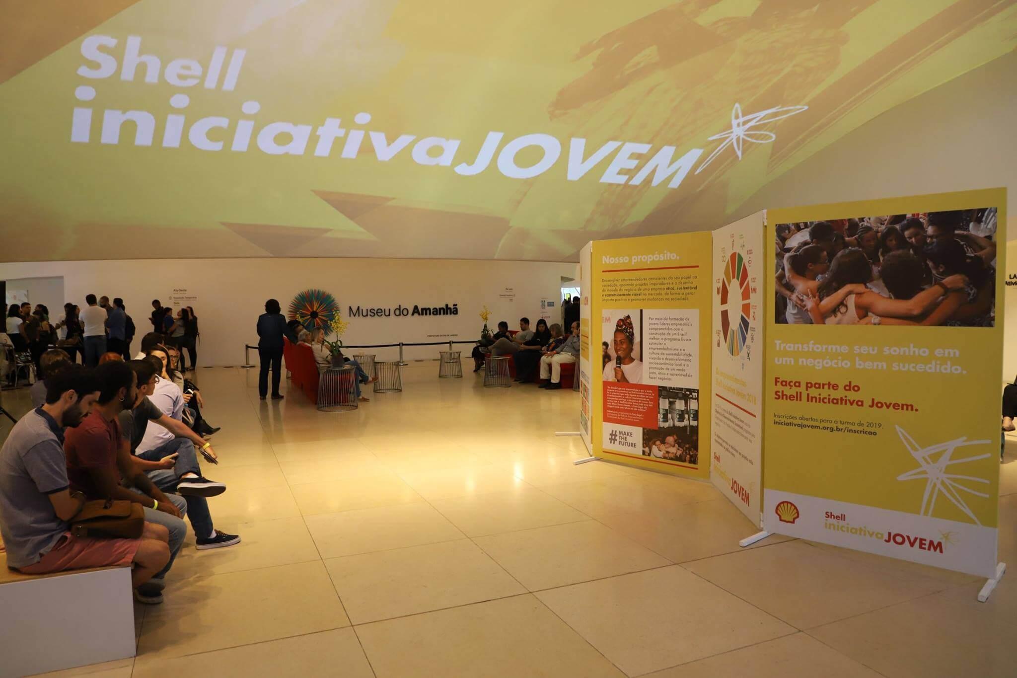 Resultado de imagem para Inscrições Shell Iniciativa Jovem 2019