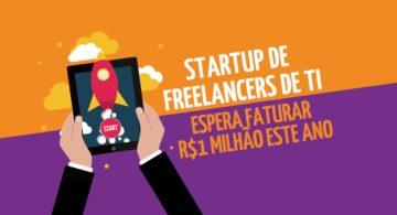 Startup de freelancers de TI espera faturar R$1 milhão este ano