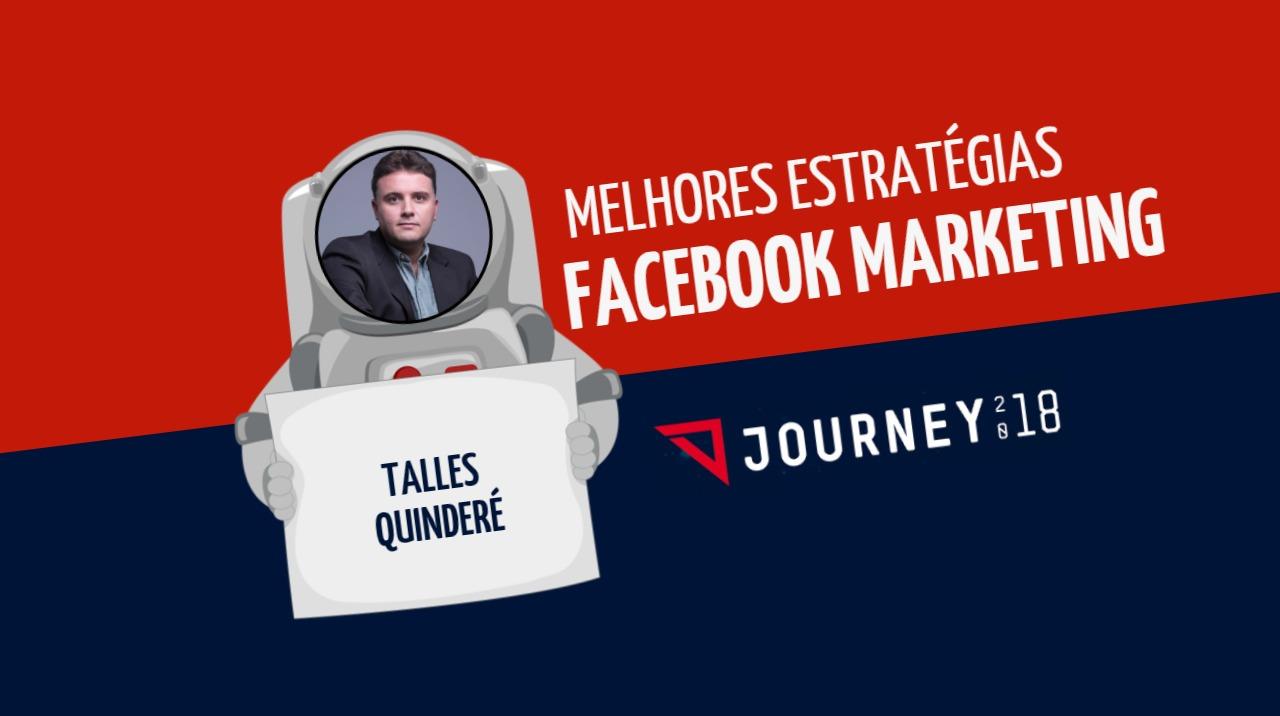 Talles Quinderé: as melhores estratégias de Facebook Marketing