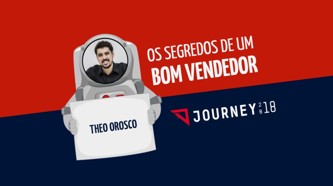Theo Orosco: os segredos de um bom vendedor