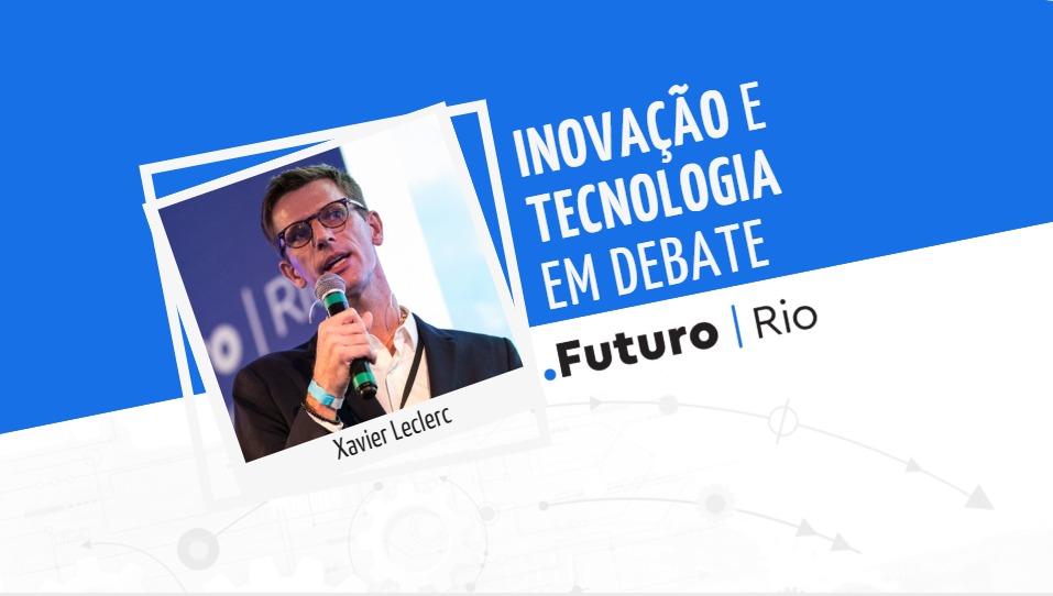Cobertura .Futuro: inovação e tecnologia em debate