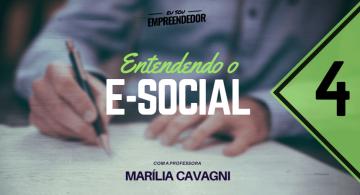 Admissão, Aviso prévio eDesligamento - Série Entendendo o E-social (4/4)