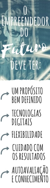 Características do empreendedor do futuro