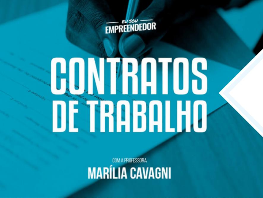 Série Contratos de Trabalho (3/4) - Reforma Trabalhista