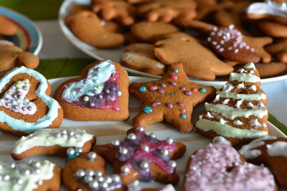 Trabalhar em casa fazendo biscoitos caseiros