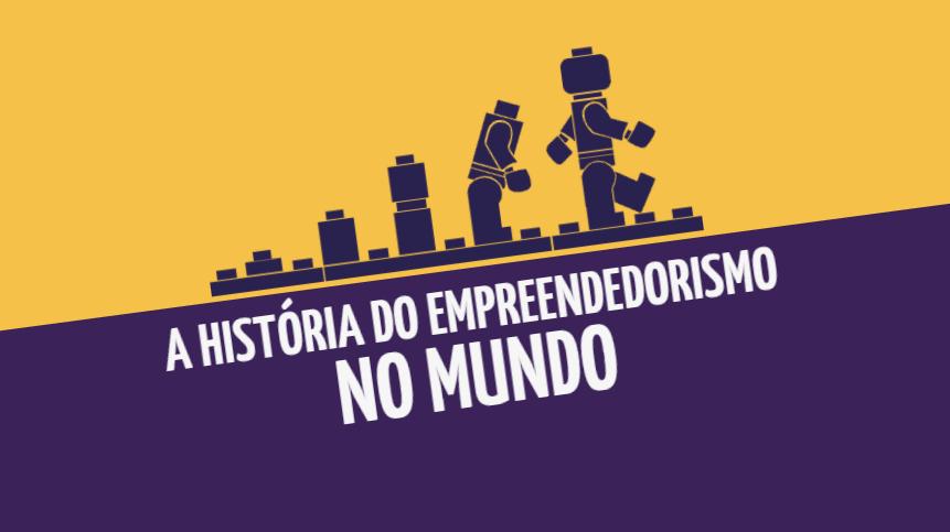 história do empreendedorismo