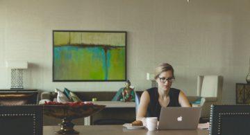 Como estruturar melhor seu espaço de trabalho em casa