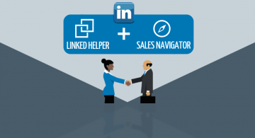 Estratégias no LinkedIn: Sales Navigator e Linked Helper