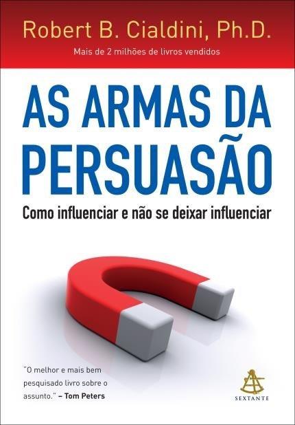 livro as armas da persuasão