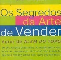 livro o segredo da arte de vender