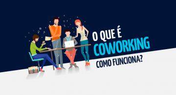 O que é coworking e como funciona?