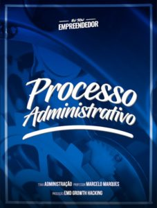capa da serie de videos e podcast gratuitos de administração