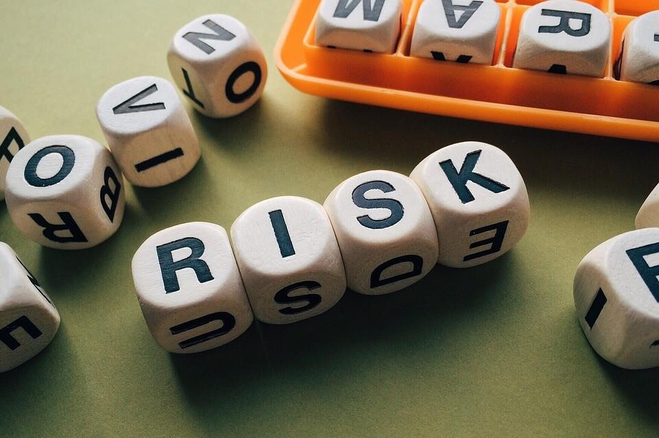 riscos de um negócio