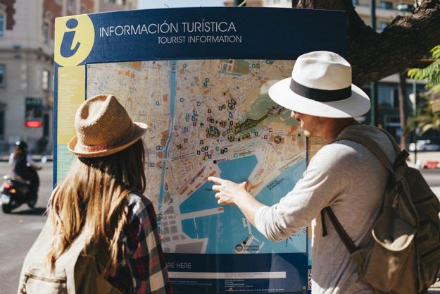 setor do turismo