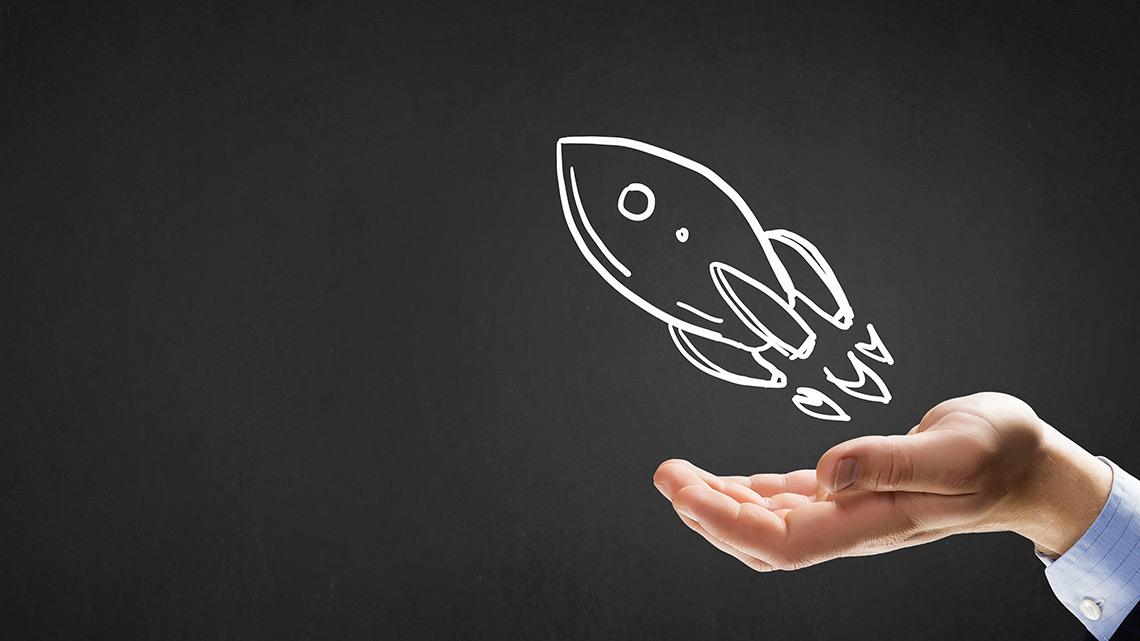 A escada de investimento de uma startup
