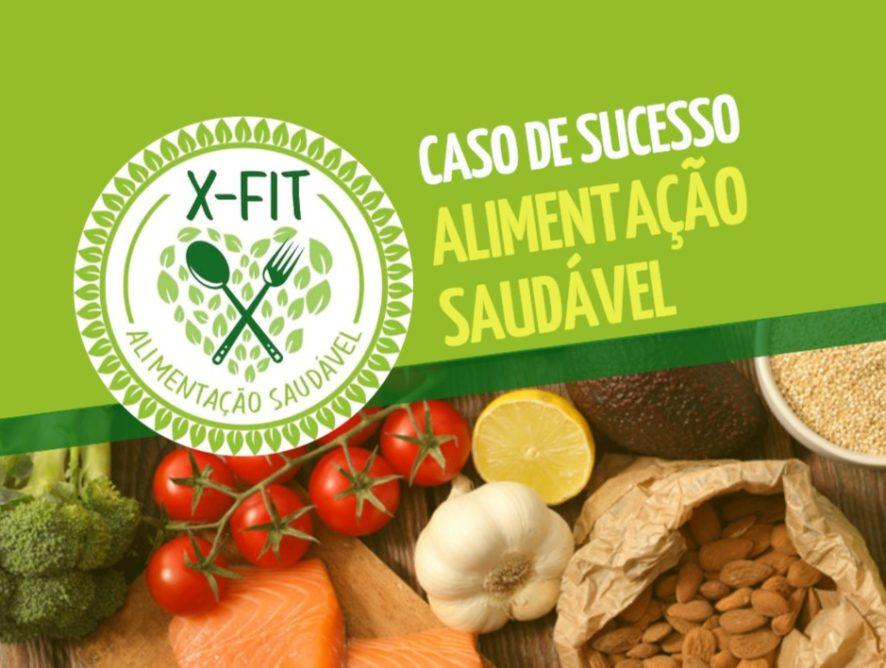 X-FIT: um caso de sucesso na alimentação saudável